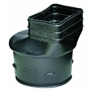 Advanced Drainage Sy. 464AA Downspout Adapter-2X3 DOWNSPOUT ADAPTER