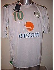 Republik Irland Shirt Trikot Erwachsene groß BNWT Robbie Keane Fußball Soccer La Galaxy kurzen Ärmeln Tottenham Hotspur Spurs Irland