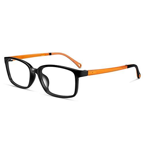Gläser Kind Strahlenschutz Blu-ray-Brillen Computerspiel-Schutzspiegel TR90 Material Geschmeidig (5~13)