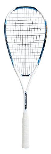 Unsquashable Squash-Schläger DSP 806, white-cyan-black, 2016, 296094