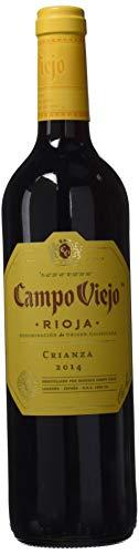 Campo Viejo - D.O.C.- Vino Rioja Crianza Tinto - 0,75 L - [paquete De 3]