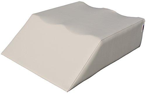 nudischer Beinlagerungskeil L=70 x B=55 x H=21 cm | Bezug: orig. Skai | Farbe: sandbeige