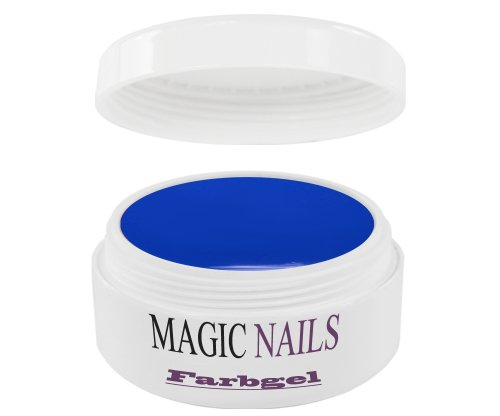 Magic Items Gels UV – – Bleu qualité studio 5 ml