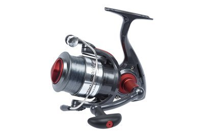 FISHZONE MIAMIJACK SIROCCO FD30 SPIN Front Drag Fixed Spool Fishing Reel (Pre Spooled with 8lb Line) - For Freshwater Use by FISHZONE
