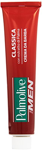 Palmolive - Crema di barba, Classica, for Men, con estratto di palma -  100 ml