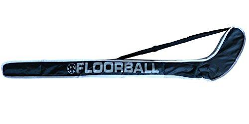 Floor Balle/uni Crosse de Hockey Sac Striker Noir/Blanc Raquette pour un