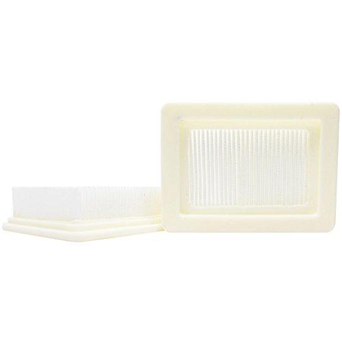 Upstart battery pezzi di ricambio per aspirapolvere hoover floormate hard lavapavimenti h3010sacchetti filtro hepa compatibile–hoover 40112050, filtro hepa floormate