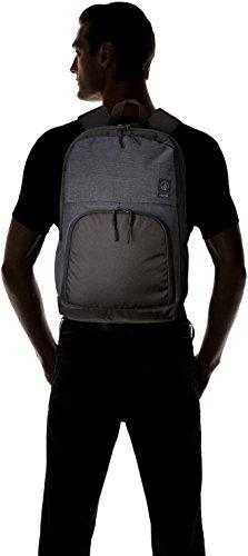Volcom Volcom Roamer Backpack Rucksack - Zaini Unisex �?Adulto, Schwarz (Black), 16x32x47 cm (B x H T) Nero (Black)