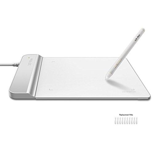 XP-Pen Tableta Digital Gráfica 4 x 3 Pul. para el Juego osu! y Dibuja
