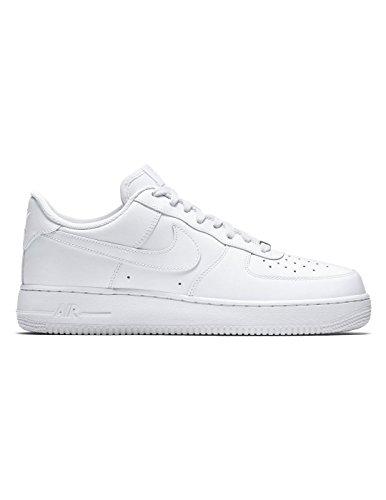 Nike Schuhe Air Force 1 ´07 Größe: 40 Farbe: 111wht/wht