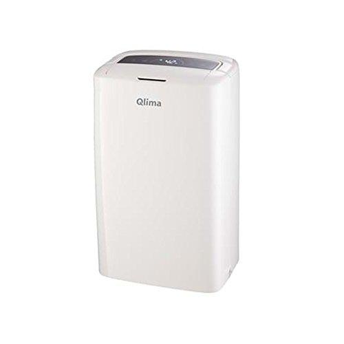 Qlima deshumidificador purificador aire portátil temporizador casa 50–75m3D612