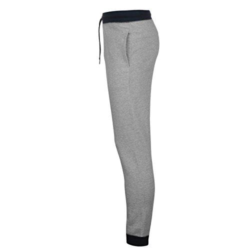 Tapout Homme Pantalon De Survêtement Jogger Sport Running Course À Pied Gym Gris