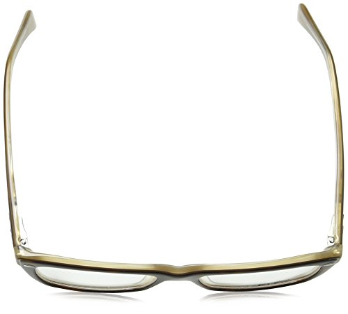 New RAY BAN Eyeglasses RX RB 5255 RB 5255 5076 Brown Clear Unisex Havana Crystal