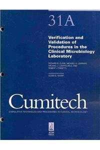 Cumitech 31a: Verification and Validation of Procedures in the Clinical Microbiology Laboratory