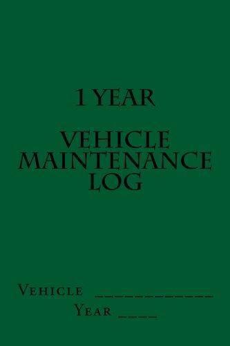 1-year-vehicle-maintenance-log-green-cover