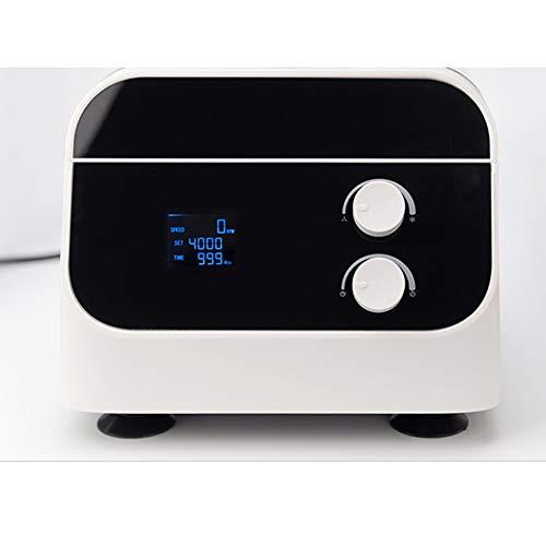 MaxLab 220V Laboratoire Intelligent Paillasse centrifugeuse numérique à Faible Vitesse Graisse beauté PRP sérum séparateur 4000 TR/Min 1920Xg RH,6holes