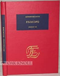 Filocopo (The English experience, its record in early printed books published in facsimile)