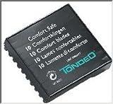 Tondeo Comfort Safe rostfreie Klingen, 10 Stück, 1er Pack, (1 x 10 Stück)
