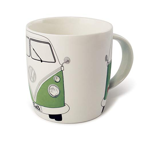 VW Collection by BRISA VW T1 Mug, Vert