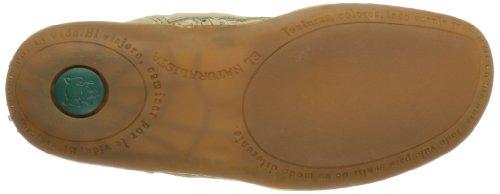 El Naturalista N262 Lux Suede Piedra / El Viajero, Desert boots femme Beige - Beige (Piedra)