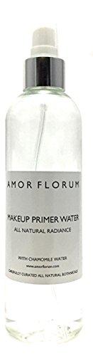 PREBASE PARA MAQUILLAJE con Manzanilla - 250 ml - de AMOR FLORUM - Puro sin productos quÌmicos . Un agua para la preparación prebase de maquillaje totalmente natural, pura y limpia. Ademas hidrata y nutre.