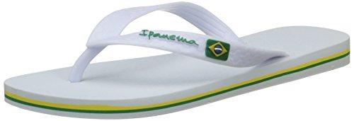 Ipanema Classica Brasil II Ff, Tongs femme Blanc (22277)