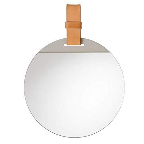 MGEU Espejo baño Espejo vanidad Simple sin Montura