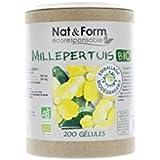NAT & FORM ECO Millepertuis Bio Complément alimentaire - 90 gélules