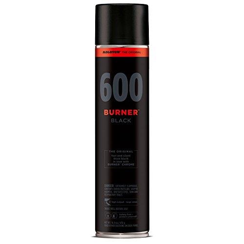 Preisvergleich Produktbild Molotow–Spray Molotow Burner 600ml schwarz