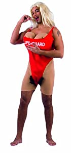 Limit Sport - Disfraz lifeguard para adultos, talla M (MA862)