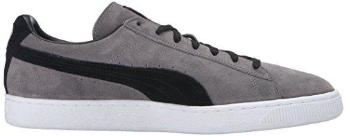 Puma Uomo Puma Classic Wedge L scarpe da ginnastica Steel Gray/puma Black