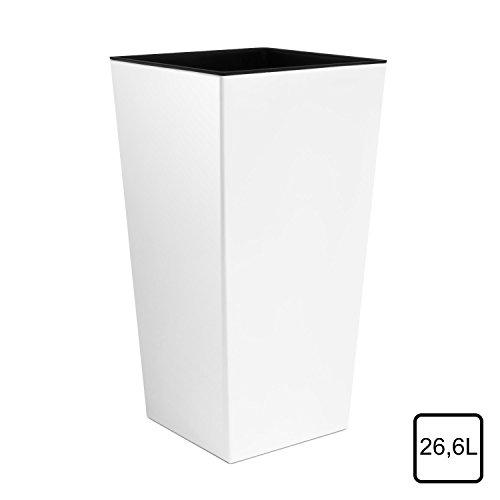Blumentopf-Mit-Rollen-Kunststoff + Ratgeber + Infos + Top-Produkte