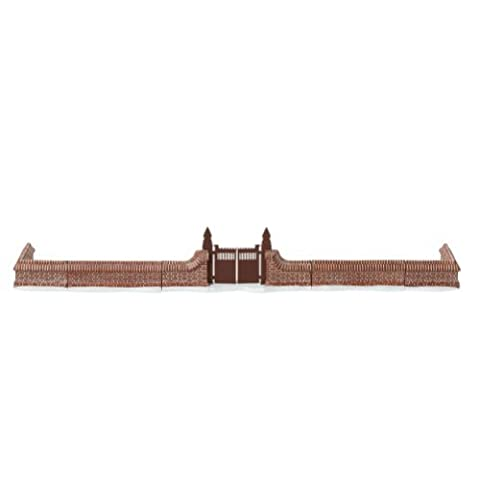 Department 56 Colonial Williamsburg Village Accessory, Set of 5, Church Fence by Department 56