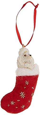 Saisons Inc Costume - Importations ES ORN221-28 Santas Pals Petit ornement