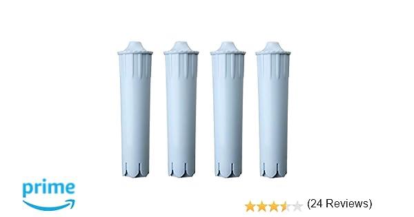 4 Filterpatronen kompatibel Jura Impressa Claris Filter