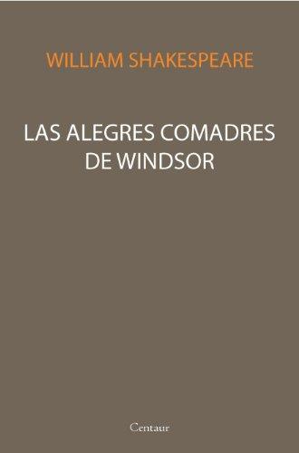 Las alegres comadres de Windsor [con índice] por William Shakespeare