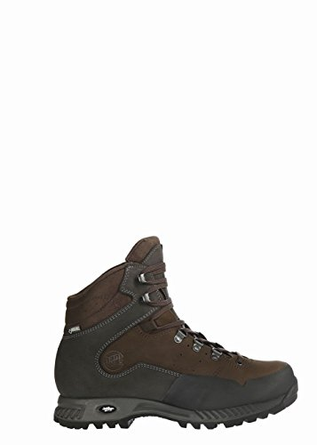 Hanwag Bottes randonnée Tudela light Lady GTX Brown - Erde