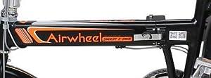 Airwheel R5 faltbares Elektrofahrrad E-Bike Pedelec Klapprad elektrisch mit hoher Reichweite bis zu 100Km, 16-Zoll Reifen und Schnelladegerät (schwarz)