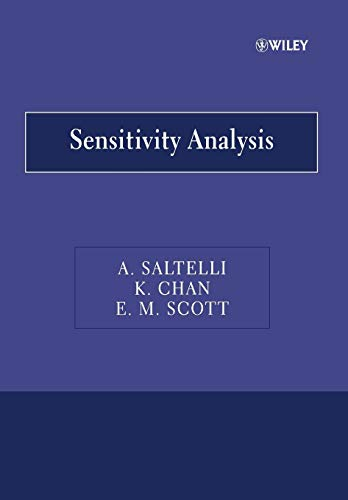 Sensitivity Analysis (Wiley Series in Probability and Statistics) (Wiley Andrea)