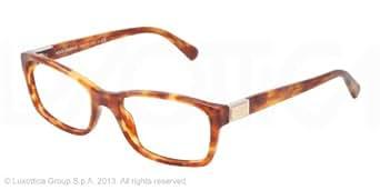 DOLCE & GABBANA Monture lunettes de vue DG 3170 501 Noir 28MM