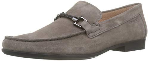 Stonefly summer ii 8 velour, mocassini (loafer) uomo, marrone (cement 123), 42 eu