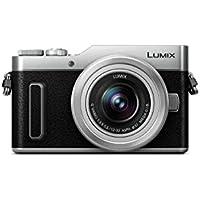Panasonic Lumix DC-GX880KEGS Systemkamera (16 Megapixel, 4K Videoaufname, kompakt, WiFi, mit Lumix G Vario 12-32mm Zoomobjektiv)