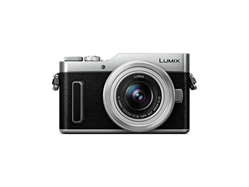 Panasonic Lumix DC-GX880KEGS Systemkamera (16 Megapixel, 4K Videoaufname, kompakt, WiFi, mit Lumix G Vario 12-32mm Zoomobjektiv) -