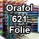 Oracal Orafol 621 Folie 5m (Laufmeter) freie Farbwahl 45 glänzende Farben in 4 Größen, 63 cm Folienhöhe für Wandtattoos dunkelgrün