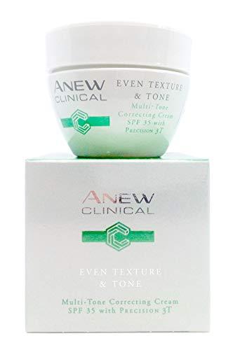 AVON Anew Clinical Even Texture & Tone Creme Für Einen Ebenmäßigen Hautton 30ml - 1.0oz mit DSX-7 -