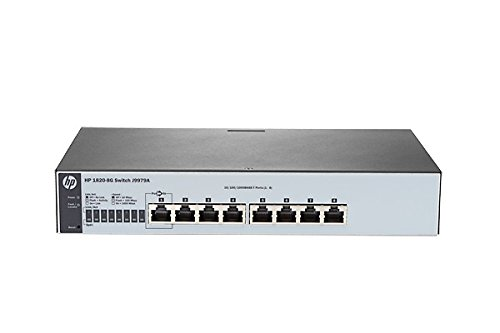 HP J9979A#ABB 1820-8G Switch-Hub
