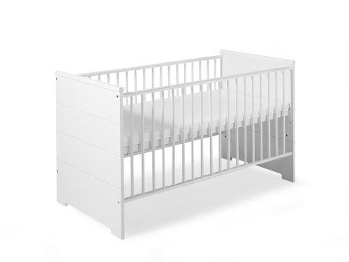 Preisvergleich Produktbild Schardt Eco Stripe Kombi-Kinderbett 70x140 cm