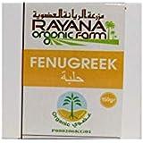 ORGANIC FENUGREEK_RAYANA ORGANIC FARM_150 g