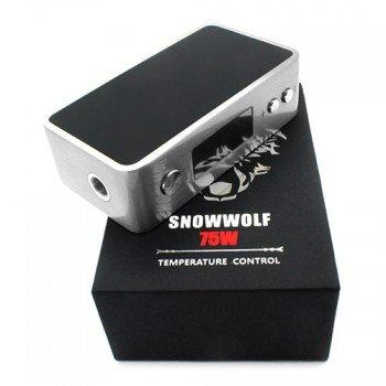 Sigelei SnowWolf Mini 75W Mod Box Farbe Schwarz