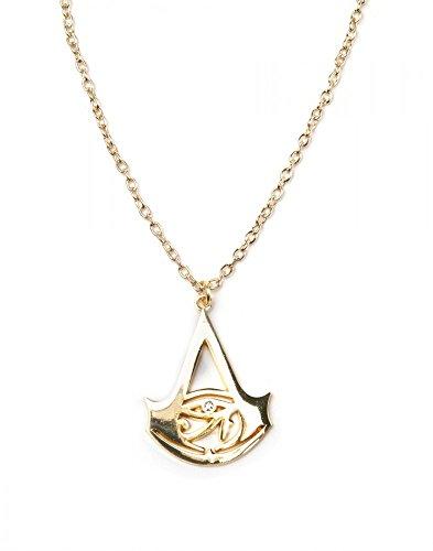 Preisvergleich Produktbild Assassin's Creed Origins - Logo - Halskette | Original Merchandise
